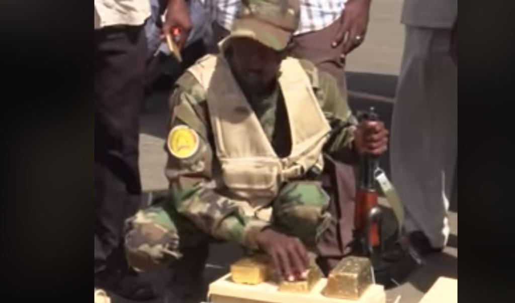 Goud Soedan illegale smokkel