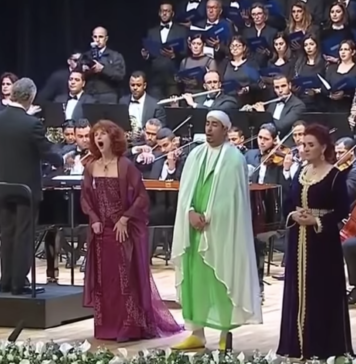 Optreden voor Marokkaanse koning en paus