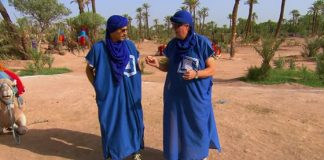 Celebrity City Trip op RTL 5 met Boef in Marrakesh