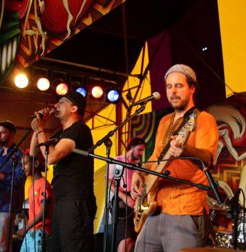 Kasba op Wereldfestival in Almere