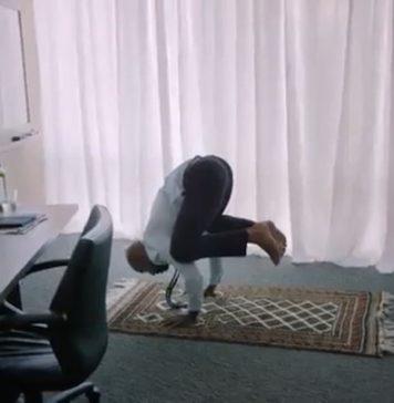 Voorkom discriminatie, doe aan yoga