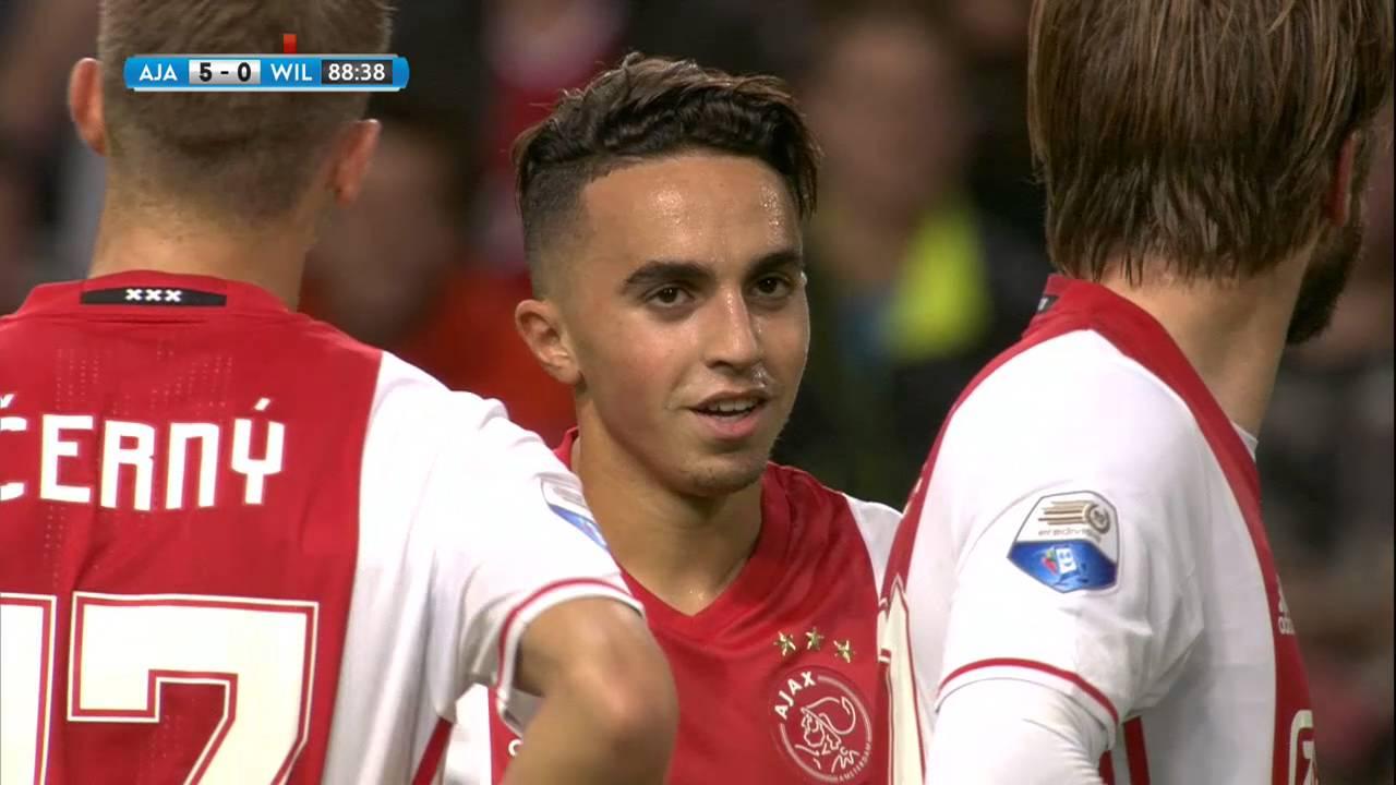 Nouri zakt in elkaar bij oefenduel Ajax