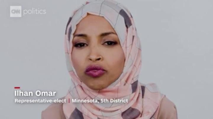 Amerikanen kiezen eerste moslimvrouwen in het Congres