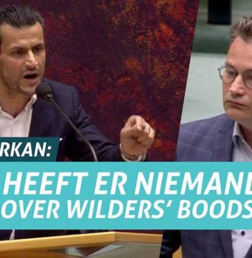 Azarkan(DENK) zet Rutte(VVD) op zijn plek in debat haatimams