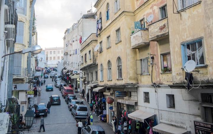 Marokkaanse Nederlander in Tanger opgepakt en verhoord