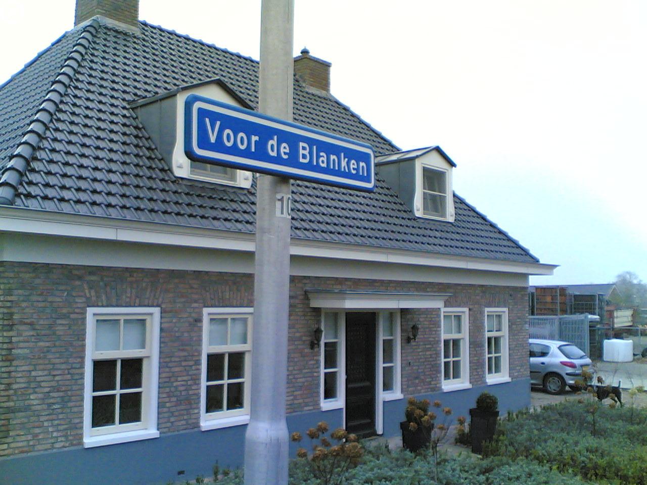 Maghreb nl ik weet waar geert wilders woont foto maghreb nl - Huis van de wereld lantaarnpaal ...